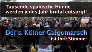 Galgo Marsch 2020