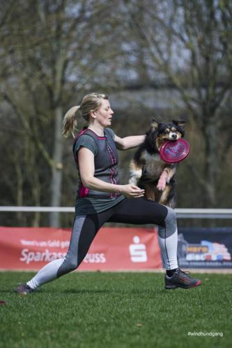 Frisbee Dog 35